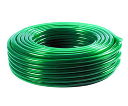 Chinese  1 Meter 14mm 16mm 18mm 20mm Green Aquarium Air Bubble Stone Tubing Soft Hose Tube Fish Tank Pond Pump Water Pipe Hose Accessories manufacturers