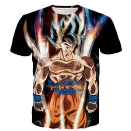 661cbf46c8ff4 Dragon ball shorts online shopping - Men d T Shirt Dragon Ball Z Ultra  Instinct Son