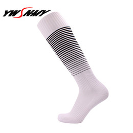 $enCountryForm.capitalKeyWord UK - New Men Winter Warm Socks Quality Striped Knee High Breathable Thick Cotton Towel Bottom Socks Travelers Thermo Long Socks