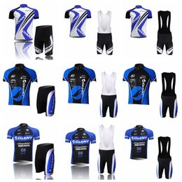 Giant Road Cycles NZ - 2018 men giant Summer Short Sleeve Strap Bib Shorts Set Cycling Jersey Pro Team Outdoor MTB Road Bicycle Triathlon Clothes 90528Y