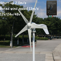 $enCountryForm.capitalKeyWord Australia - 400w wind turbine 12v24v for home use streetlight and yacht electricity supply urgent power station with MPPT charge controller