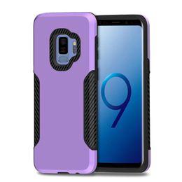 099ecedf711 Phone case For Motorola MOTO E5 case Hybrid TPU+PC 2 in 1 Armor Carbon  Fiber Captain Case Shock-Proof Cases For MOTO E C