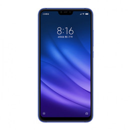 Xiaomi dual sim online shopping - Original Xiaomi Mi Lite G LTE Mobile Phone GB RAM GB ROM Snapdragon660 Octa Core quot Full Screen MP AI Fingerprint ID Cell Phone