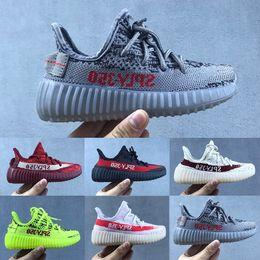 307a0533ca2 Adidas yeezy boot 350 2018 nuevos niños baratos del bebé Kanye West 350 botas  niños zapatos atléticos niños zapatos corrientes niñas zapatos para niños  ...
