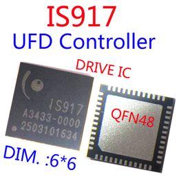 flash drive ic 2019 - IS917 USB FLASH DRIVE IC   IS917 USB3.0 Flash Disk Controller  UFD Drive IC, Rework UFD IC KITS ,917 PENDRIVE QFN48 ,DIM