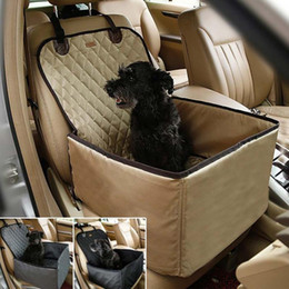 Waterproof Dog Pet Car Seat Mat Carrier Carry Storage Bag Booster Cover 2 In 1 Bucket Basket TB Sale