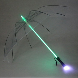 Blade Runner Night Protectio Umbrellas Creative LED Light Sunny Rainy Umbrella Multi Color New 31xm Y R on Sale