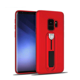 Heavy Duty Note Phone Case UK - For Samsung S7 Edge S8 S9 Plus Note 8 J2 J5 Prime Luxury Design Extreme Heavy Duty Protection Kickstand Hybrid Phone Case