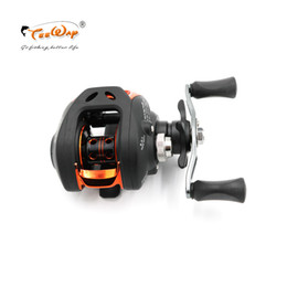 Chinese  Teeway Stealth Super Light Carbon Body 200g 6.3:1 Fresh Salt Water Baitcasting Fishing Reel Lure Fishing Reel manufacturers
