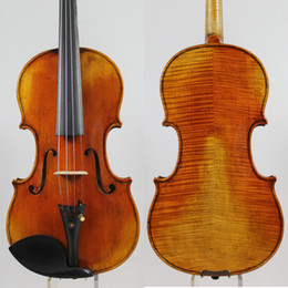 ebony 2019 - Ch.J.B Collion-Mezin Copy French violin ,Professional handmade antique Violin,Austrian Spruce wood.NO:152 cheap ebony