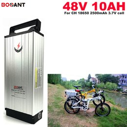 $enCountryForm.capitalKeyWord Australia - EU US no tax 48V 10AH E-bike Lithium battery pack Electric Bicycle battery 48V for 500W 800W Motor +2A Charger Free Shipping