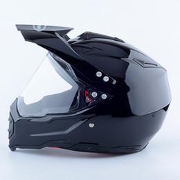 $enCountryForm.capitalKeyWord Australia - Bike Bicycle Motorcycle Electric Car Helmets Durable Detachable Multi-function Cycling Equipment Black Motocross Riding Helmets