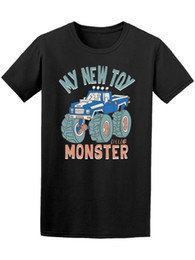 Chinese  My New Toy Little Monster Men's Tee Short Sleeve Cheap Sale Cotton T Shirt Summer Casual Man T Shirt Good Quality Top Tee manufacturers