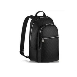 Discount school europe - 2018 Hot Europe Designer Brand N41612 Damier Cobal Mens Backpacks High Quality School bag