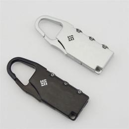 Number combiNatioN locks online shopping - 4Cross Combination Safe Code Number Lock Padlock For Luggage Zipper Bag Suitcase Drawer Cabinet Password Locks qs Z