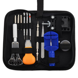Battery repair kit online shopping - Practical and Useful Watch Repair Tool Case Watch Tool Kit Battery Replacement Kit with Band Link Pin Set