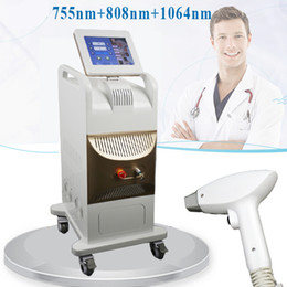 laser for hair 2019 - laser 808 diode laser hair removal machine professional for all body with NON-CHANNEL chip handle 20 million shots cheap