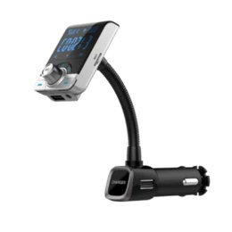 $enCountryForm.capitalKeyWord Canada - JaJaBor Bluetooth Car Kit Handsfree FM Transmitter AUX 3.5MM Audio MP3 Music Player Large Screen 5V 3.1A Dual USB Car Charger