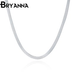 twisted singapore chain 2019 - Bryanna H736 Fashion jewelry wholesale Gold colors Plant Chains Necklaces for women trend necklace hight quality cheap t
