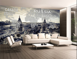 Discount world map wallpaper vintage 2018 world map wallpaper discount world map wallpaper vintage world map wallpaper mural wall wallpaper nostalgic vintage map of the gumiabroncs Gallery