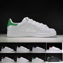 832fdd84769 2019 new Raf Simons Stan Smith Spring Copper White Pink Black Fashion  Portable Shoes Man Casual Leather brand woman man shoes Flats 36-44
