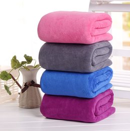$enCountryForm.capitalKeyWord NZ - Big Microfiber Absorbent Bath Towels Drying Washcloth Beauty Salon Home Textile Serviette De Plage toalla playa Summer Towel