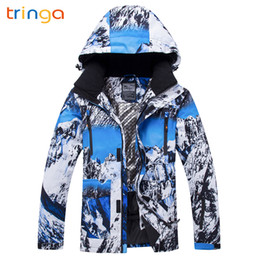$enCountryForm.capitalKeyWord NZ - TRINGA 2018 New Hot High Quality Winter Ski suit Men's Ski Jacket Snow Warm Waterproof Windproof Skiing And Snowboarding Suits