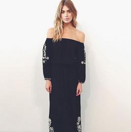 $enCountryForm.capitalKeyWord Canada - Temperament Fairy Embroidery Long Dress