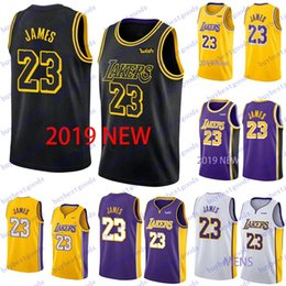 bf833a9f1 Balls online shopping - 2018 New Los Angeles Lakers LeBron James Luka  Doncic James Ball Kuzma