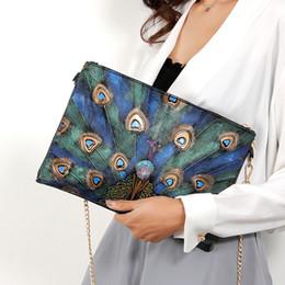 $enCountryForm.capitalKeyWord NZ - 2018 New Luxury Clutch Bag Vintage Women Leather Animal Prints Evening Clutch Bags Messenger Bag Women Bags Bolsas De Mujer