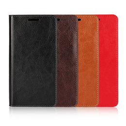 $enCountryForm.capitalKeyWord UK - for xiaomi mi a1 case Dngn luxury handmade Genuine leather multi-function wallet kickstand card slot flip cover for mi a 1