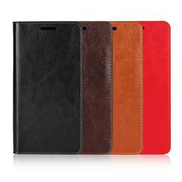$enCountryForm.capitalKeyWord NZ - for xiaomi mi a1 case Dngn luxury handmade Genuine leather multi-function wallet kickstand card slot flip cover for mi a 1