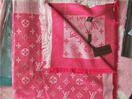 Echarpe en laine, automne et hiver, qualité supérieure, sur châle de 140 * 140cm, écharpe pour femme en Solde