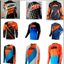 Motocross Racing Jersey KTM Extreme Sports 9 Color Off Road Clothing Quick  Dry 83ab1bff1