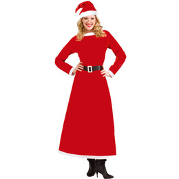 $enCountryForm.capitalKeyWord UK - Designer Women Clothes Christmas costumes for women Santa Claus Dress for Women Designer Xmas Party Carnival Cosplay costumes