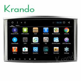 "$enCountryForm.capitalKeyWord UK - Krando Android 7.1 9"" car dvd audio player navigation gps for toyota Land Cruiser 100 LC100 Lexus IX470 audio multimedia system"