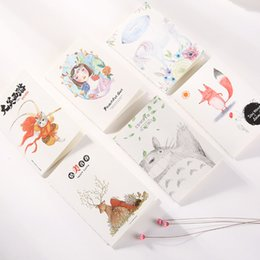 online shopping Cute Kawaii Girl Notebook Notepad Cartoon Totoro Diary Book For Kids Writing Gift School Supplies