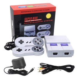 Discount nes classic mini - Super Mini Retro TV Video Game Console 400 660 Classic Games Game Console For SFC NES Entertainment System