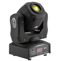 Venta al por mayor de 60W llevó la luz principal móvil del punto 8 luz del disco del arco iris de Gobo para el concierto vivo del partido de boda de la iglesia de DJ