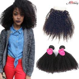 $enCountryForm.capitalKeyWord Australia - Afro Kinky Curly Virgin Hair 3 Bundles with Lace Closure Natural Black Brazilian Peruvian Indian Malaysian Cambodian Human Hair Bundles