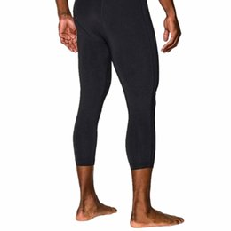 4e37bfc51f wholesale New s Hot Shapers Plus-Size Weight Loss Compression Slimming  Pants Hot Thermo Neoprene Sweat Men s Body Shaper pants Slim