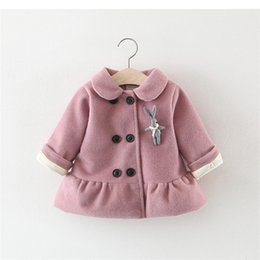$enCountryForm.capitalKeyWord NZ - BibiCola autumn spring 2018 girls jackets new fashion cartoon outerwear clothing for children girls cute cotton coats jacktes