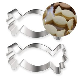 $enCountryForm.capitalKeyWord NZ - 1PC 3D Stainless Steel Cake Cookie Cutter Candy Shape Cookie Mold Cake Vegetable Kitchen Baking Tools