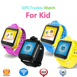 $enCountryForm.capitalKeyWord Australia - Q730 3G Smart Watch Children Wristwatch For IOS Android With Camera GSM GPRS WI-FI GPS PK Q730 Q80 Q90 Q50 Q60 V7K