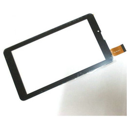 "Chinese  Wholesale- New For 7"" Oysters T72ER 3G   Wolder miTab Freedom 3G touch screen Digitizer panel Tablet Glass Sensor Replacement Free Shipping manufacturers"