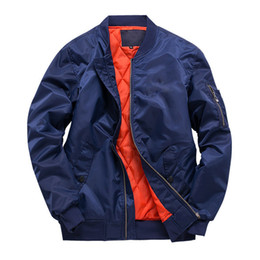 China Casual Designer Jackets Male Clothing Polit Jackets Army Green Dark Blue Black Size S-6XL Zipper Nylon Mens Jackets Fashion Windbreaker cheap men s nylon clothes suppliers