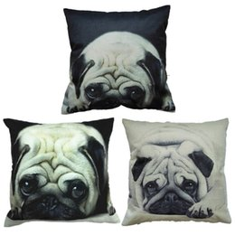 In Quality Reasonable Hot Labrador Cushion Cover Labrador Dog Throw Pillow Case Cute Dogs Puppy Pet Gift Pink Grey Animal Pattern Home Sofa Decor 18 Excellent