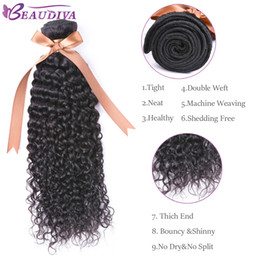 $enCountryForm.capitalKeyWord Australia - Grade 8A Cheap Unprocessed Brazilina Kinky Culry Virgin Hair Bundles One Piece Lot NO Shedding&Tangle Brazilian Curly Human Hair Extension