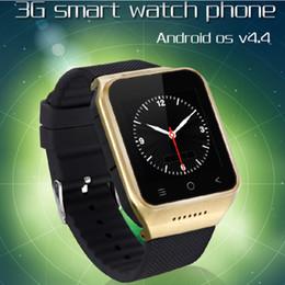 Smartwatch Gps Wifi Camera Australia - S8 Android 4.4 Smart Watch GSM Phone GPS MTK6572 Dual Core 512MB 4GB 2.0MP Camera SIM 3G WiFi Bluetooth 4.0 WCDMA 1.54 inch Smartwatch