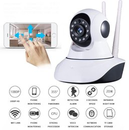 $enCountryForm.capitalKeyWord Australia - 2 Antennas PTZ Camera Wireless 720P 960P 1080P Wifi Camera Dome Wi-fi camara wifi Hd wireless ip camera Home Security Cam Camara IP